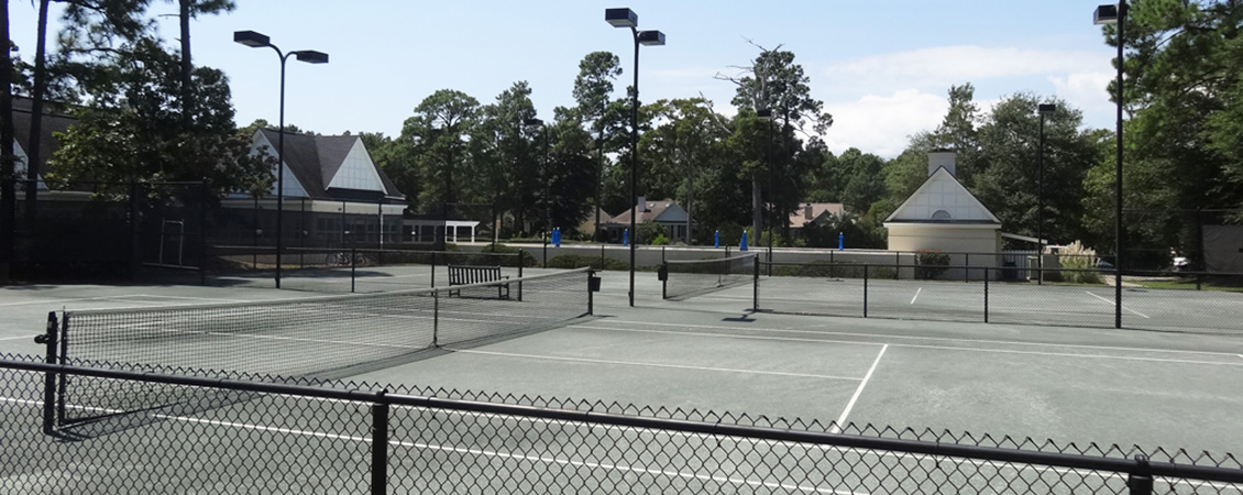 Heritage Plantation Tennis
