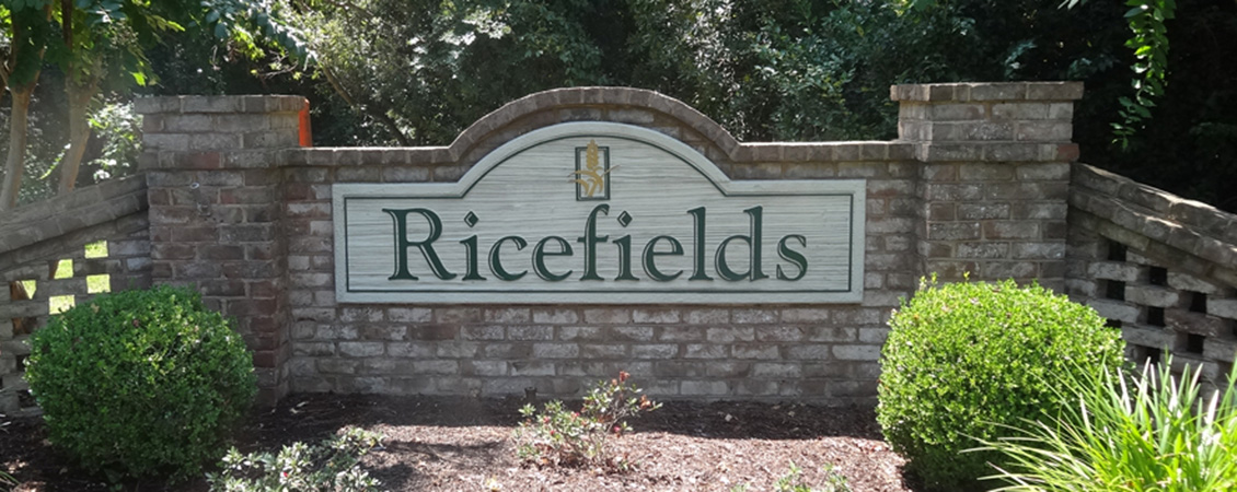 Ricefields Sign1