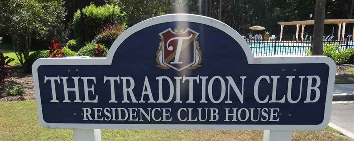 Tradition Sign