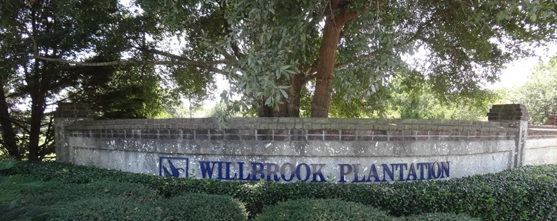 WIllbrook Plantation Sign4